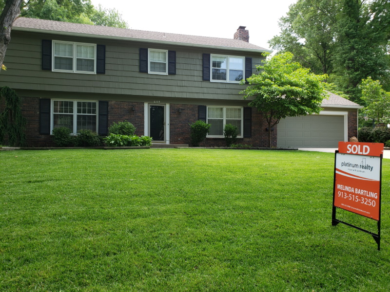 Selling your home in Overland Park